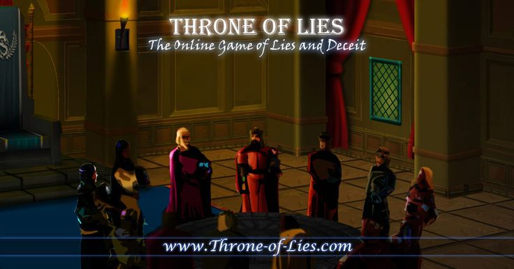 [Digital Download] Throne of Lies: The Online Game of Lies and Deceit for PC/Mac/Linux [ Steam Greenlight ] (FREE for limited time - simply register on our site before the September kickstarter to claim Veteran Status and get the game later for FREE)