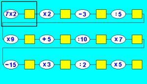 zonaClic - activitats - Sèries de càlcul