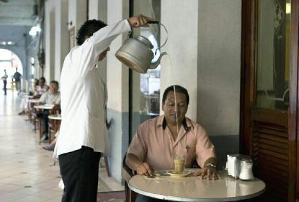 """Cafe """"La Parroquia"""", Veracruz, México"""