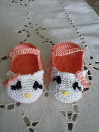 Zapatitos Hello Kitty