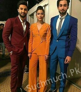 Famous Pakistani Celebrities Spotted At Hum Style Awards 2017, Hum style awards 2017, pakistani awards, celebrities, celebrities news, pakistani actresses