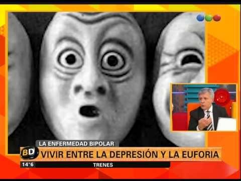 (2) López Rosetti habla sobre la enfermedad bipolar - Telefe Noticias - YouTube