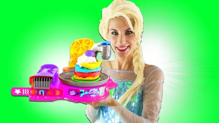 Play Doh Frozen Anna And Elsa Cooking Spiderman Funny Videos For Kids Play Doh Frozen Anna And Elsa Cooking Spiderman Funny Videos For Kids