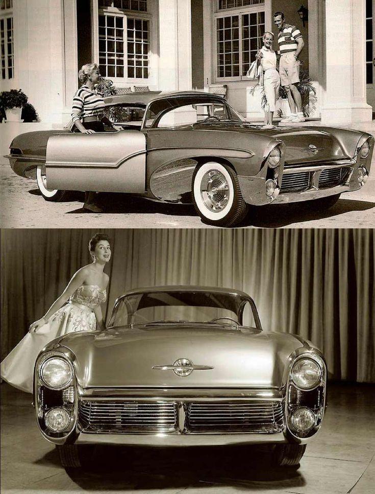 1955 Oldsmobile 88 Delta Concept Car