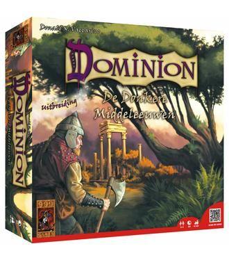 999 Game Dominion De donkere middeleeuwen. Zou ik nog wel eens willen hebben.