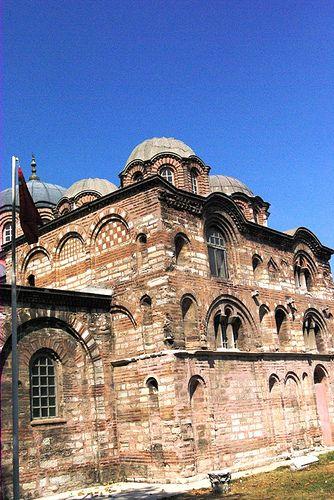 Fethiye Mosque, Pammakaristos Church