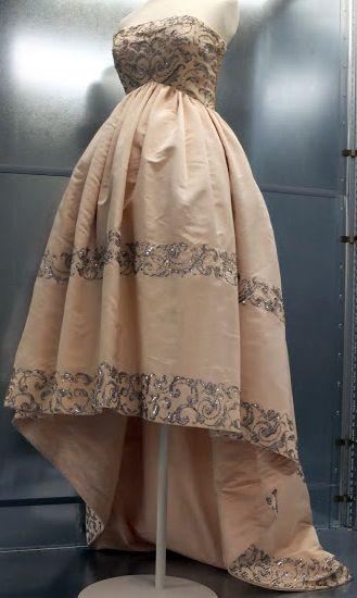 Balenciaga - Vintage - Robe Bustier