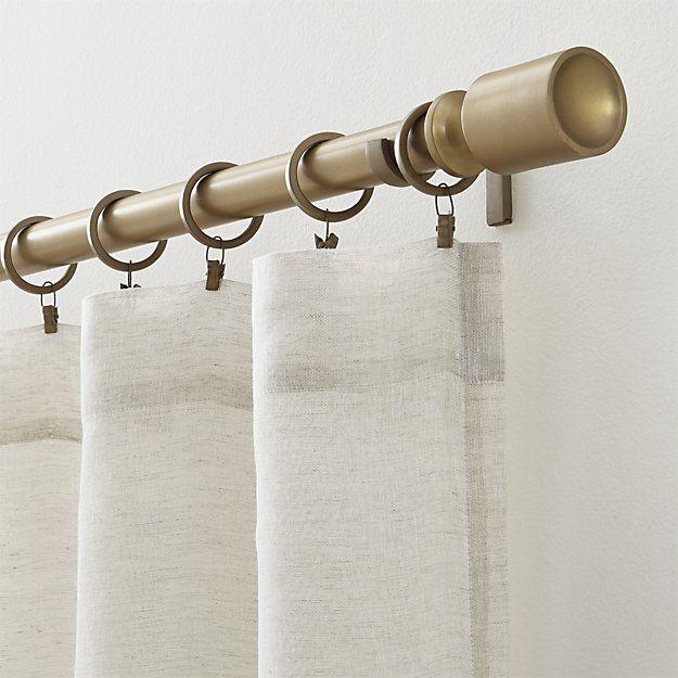 Best 25 Curtain Hardware Ideas On Pinterest Diy Curtain Poles Sisal Rope And Ceiling Curtain Rod