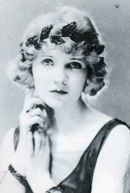 Edna Purviance by thefoxling, via Flickr  Best Actress 1923