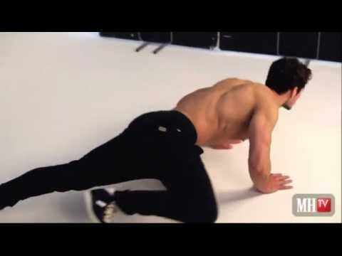 David Gandy's 15-Minute Home Workout