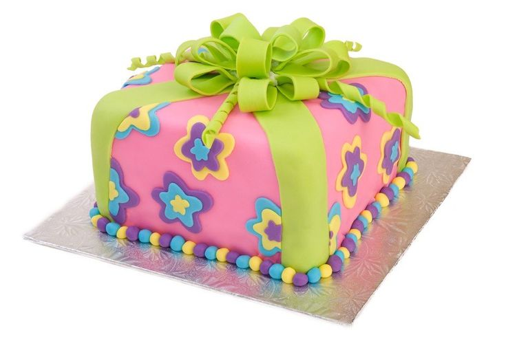 fondant decorated cakes - Google Search