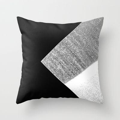 JMerréll 2 Throw Pillow by Jensen Merrell Designs - $20.00