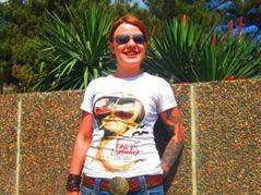 Футболка с Джонни Деппом/Лас Вегас(мужская) | Trip-O-Nation интернет магазин - модная клубная молодежная одежда и футболки оптом и в розницу