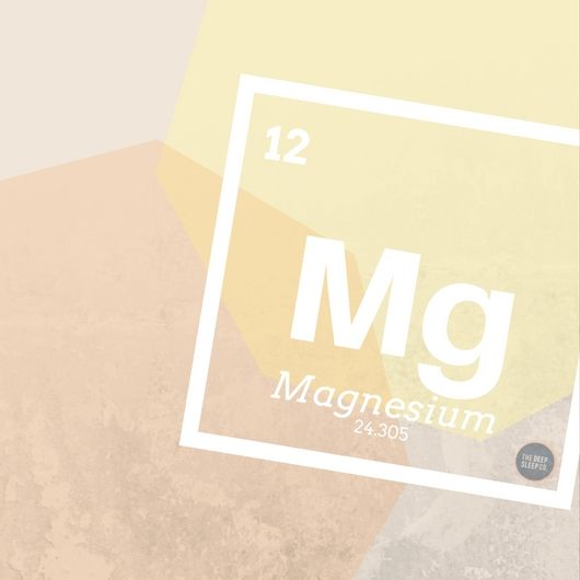 Check out our blog post on: Your guide to magnesium as a sleep aid #magnesium #sleep