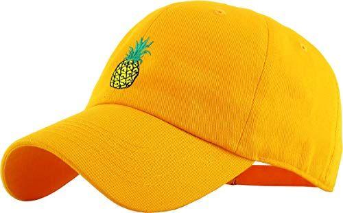 4ecfb80b531 New KBETHOS Pineapple Dad Hat Baseball Cap Polo Style Unconstructed. Men  Hats   9.99 - 13.99 nanaclothing