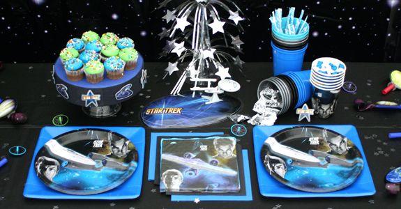 Star Trek Dinnerware! LOLZ!