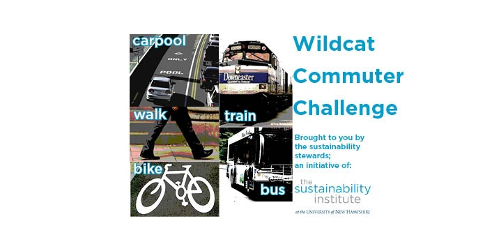 The annual Wildcat Commuter Challenge is coming to a close, ending May 15th!  Who will win the prize for healthy carbon-saving commuting?