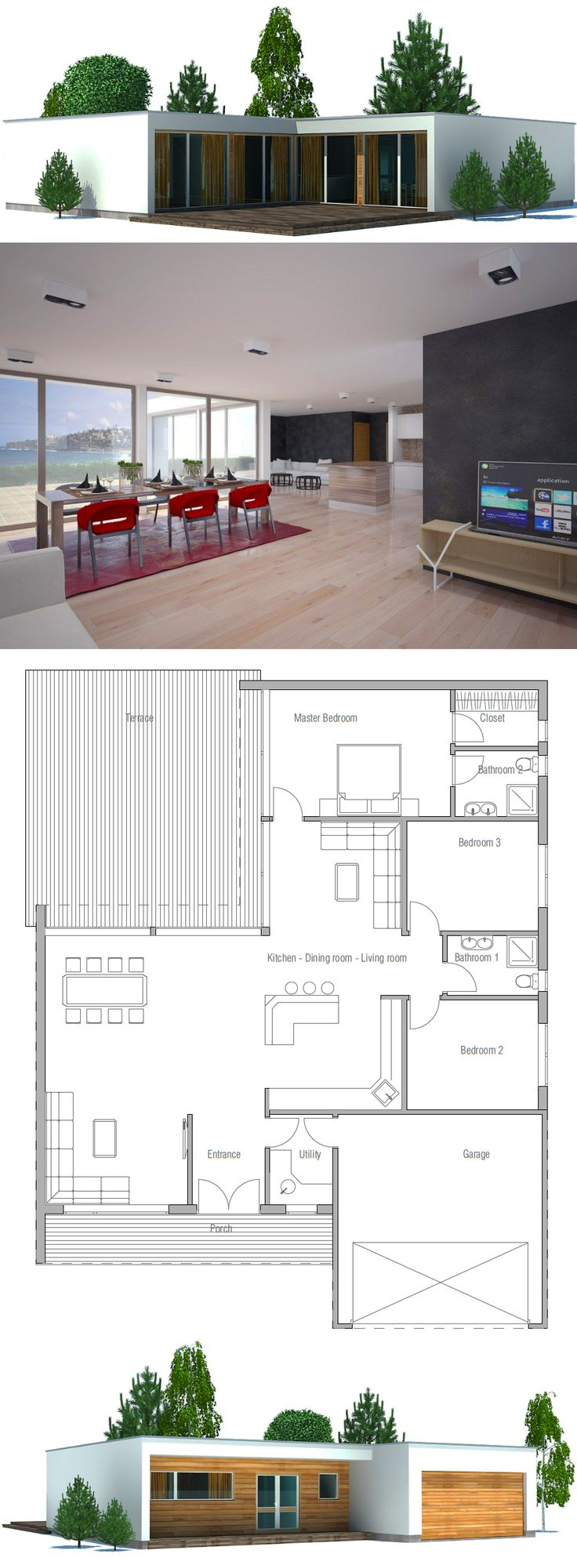 431 best Plan et amnagement exterieur maison images on Pinterest