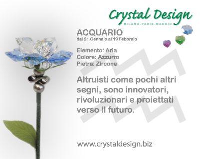 #Acquario #crystaldesign