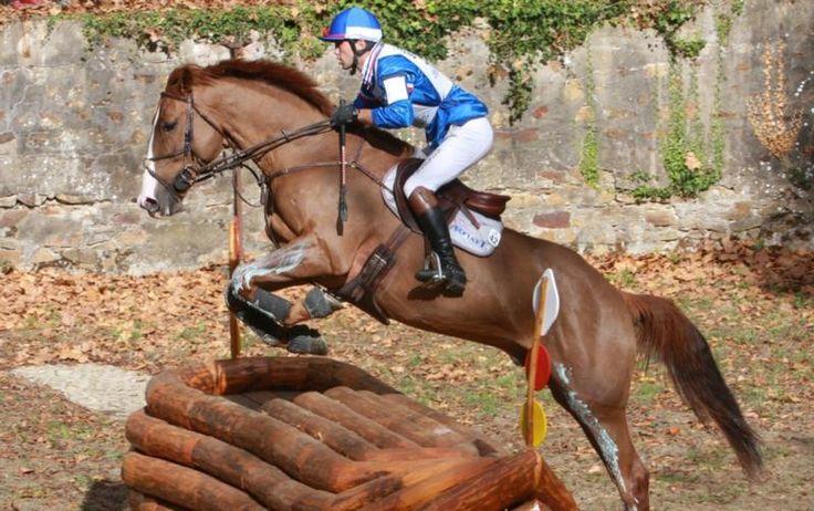 Petrus de la Triballe and Mathieu Lemoine (Photo: Ridehesten.com).