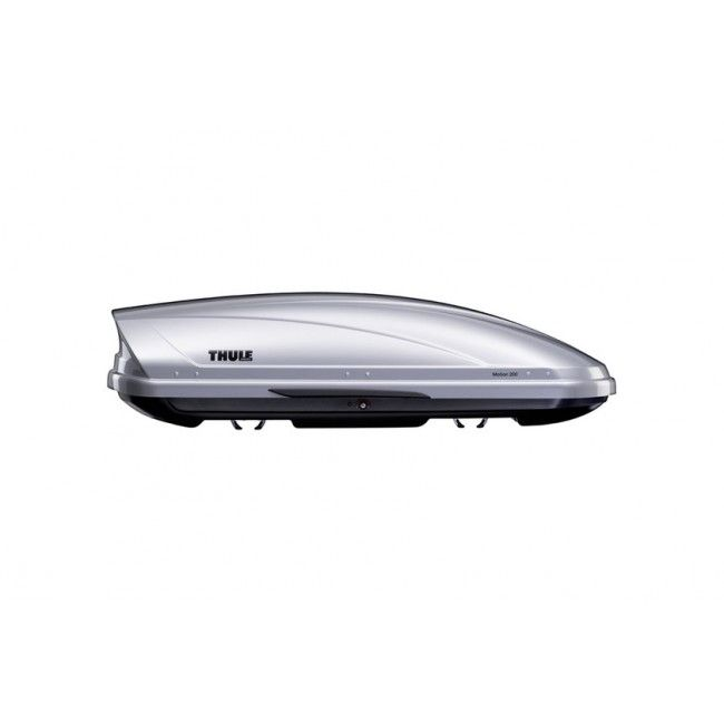 Motion 200 Silver Gloss Roof Boxes