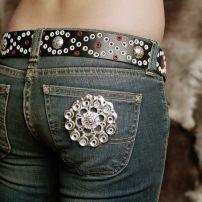 Bälte Jeans