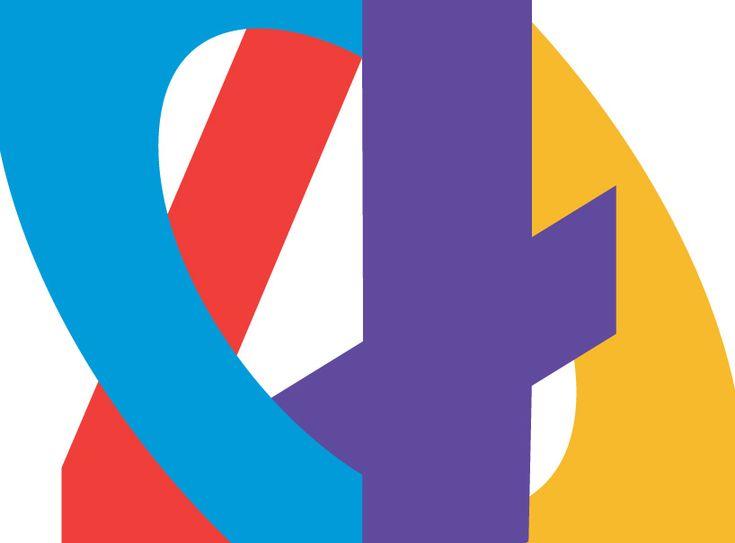 SEGD 40th anniversary poster by lance wyman