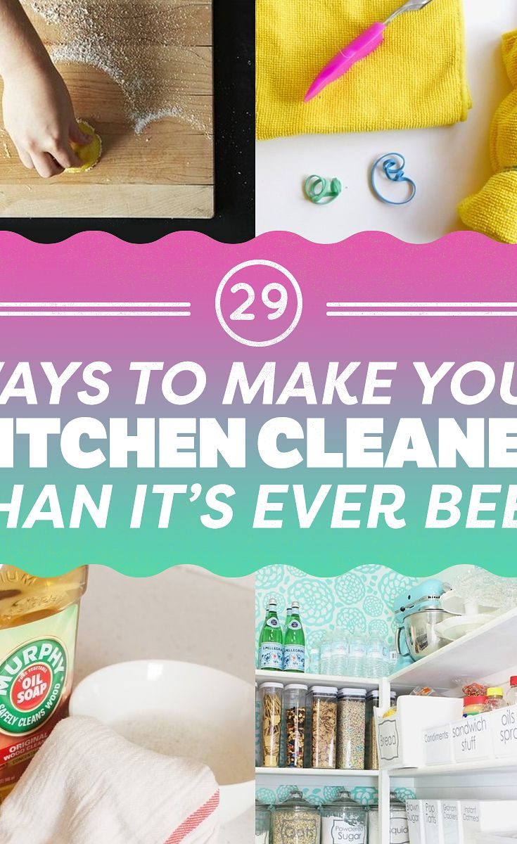 Kitchen Cleaning Tips Best 25 Kitchen Cleaners Ideas On Pinterest  Home Kitchen