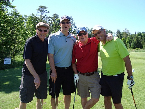 Orillia YMCA Golf Tournament for Strong Kids Campaign
