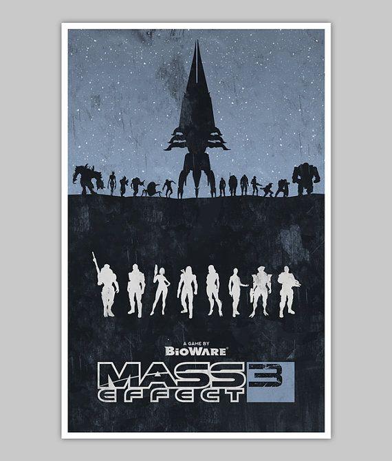Elegant Mass Effect poster V