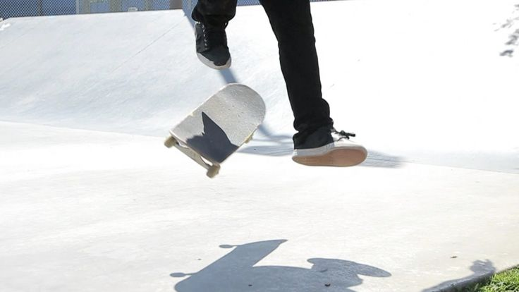 How to Frontside 360 Shove It