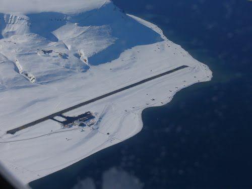 Svalbard Airport, Svalbard, Norway