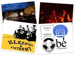 11, 18 e 25 agosto 2012 la rassegna Klezmer e dintorni