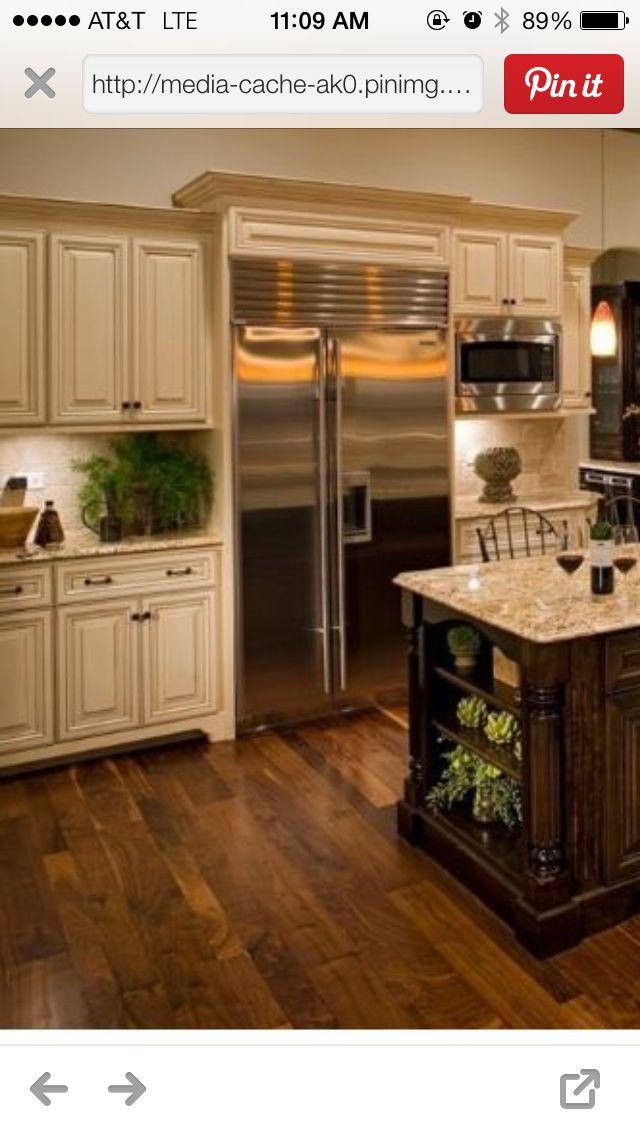 Best 25 Cream Colored Kitchens Ideas On Pinterest Cream