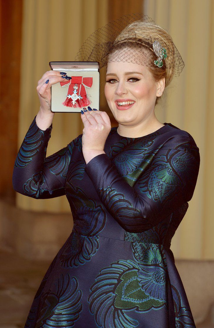Pin for Later: 55 Music Stars With Real Names You Won't Recognise Adele = Adele Laurie Blue Adkins