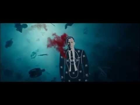 Skyfall Opening Credits (HD) - YouTube