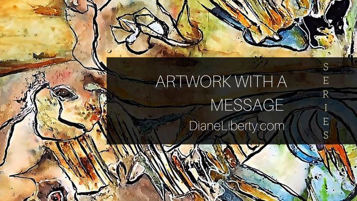 """""""Desert Garden Solitude"""" by Diane Liberty - YouTube"""