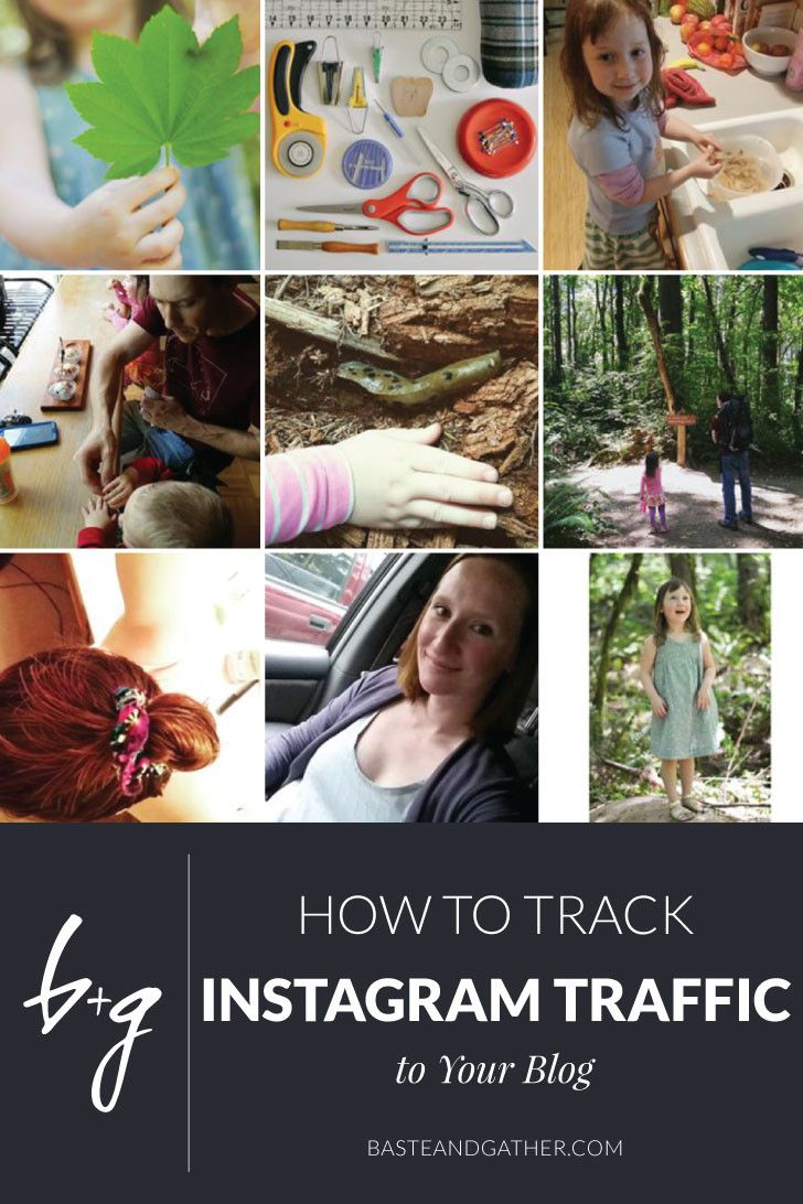 How to Track Instagram Traffic to Your Blog in Google Analytics