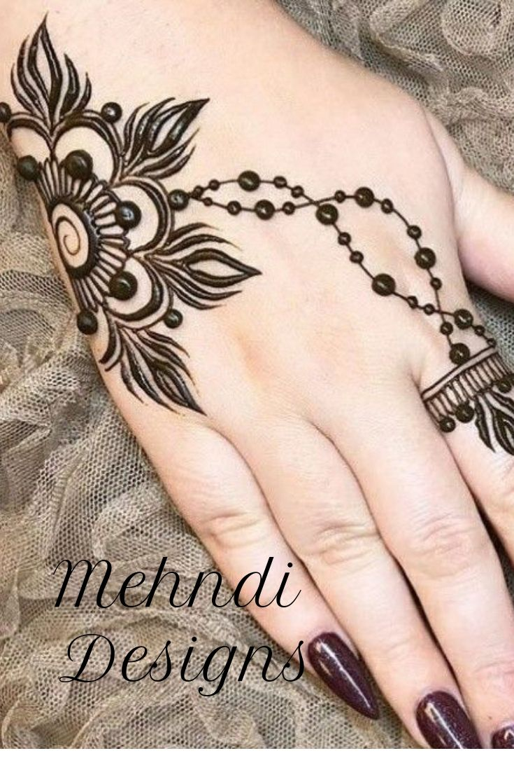 Simple Mehndi Designs Beautiful Mehndi Designs Mehndi Designs