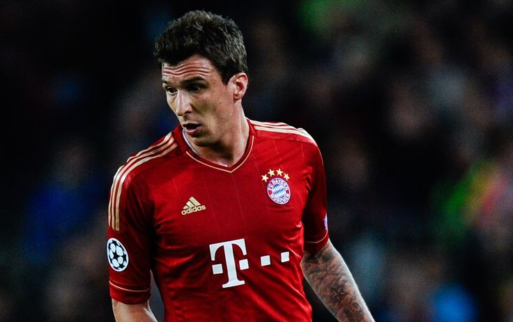 Bayern Munchen FC Player HD Wallpaper 2013