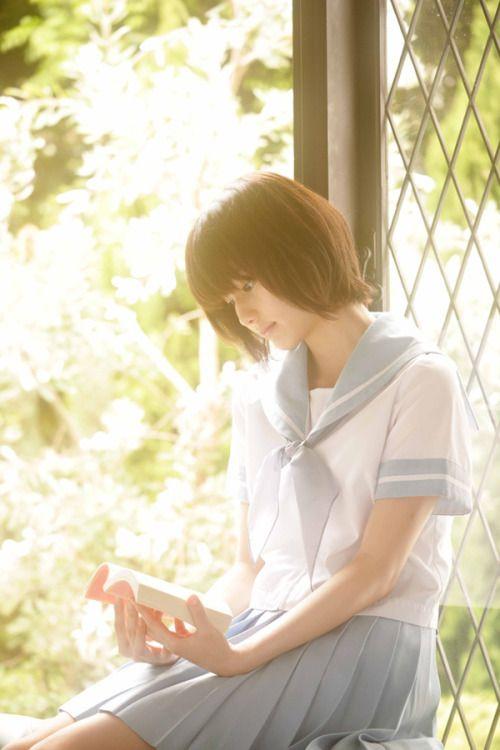 橋本愛  Ai Hashimoto  (fashion model, actress)