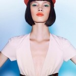 Ranya Mordanova for Metal Magazine Spring/Summer 2012 by Papo Waisman