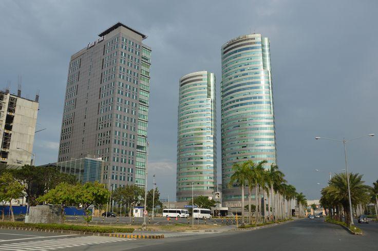 Prachtige architectuur in Manilla