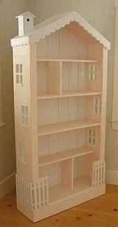 pokój dziecka - domek dla lalek