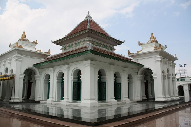Palembang Great Mosque, Indonesia