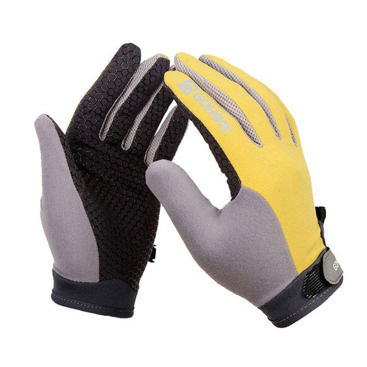 Breathable Durable Horse Riding Gloves Equitacion Gloves 3 Colors For Women Men Child