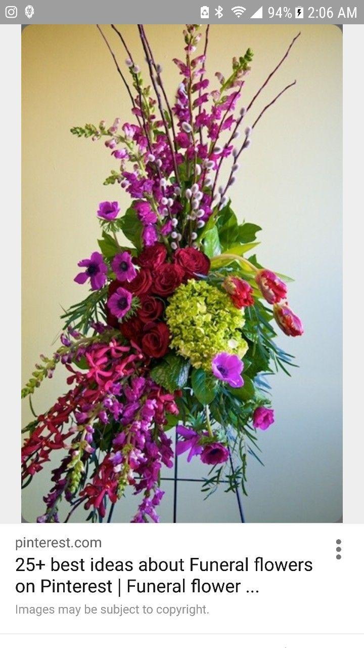 17 best Celebration of life flowers images on Pinterest