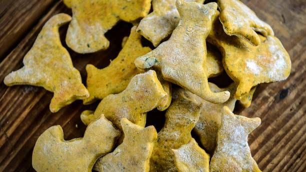 Recettes - Signé M - TVA - Biscuits pour chien - Stéphane Fallu