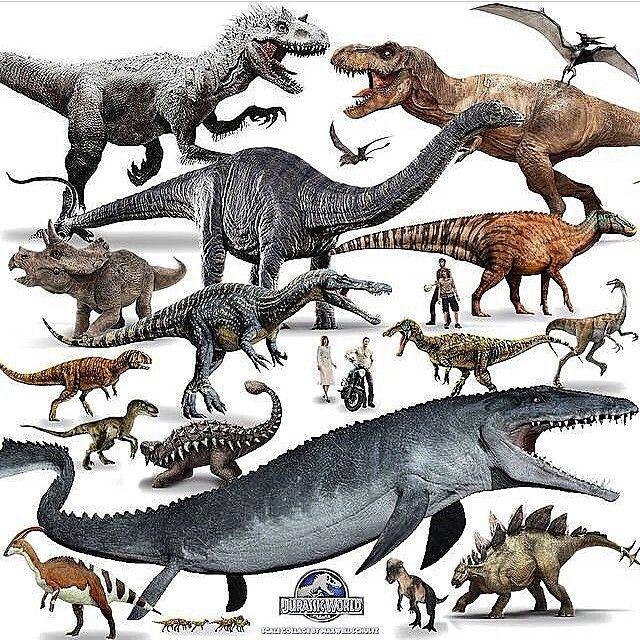 Dinossauros do Jurássico                                                                                                                                                                                 Mais