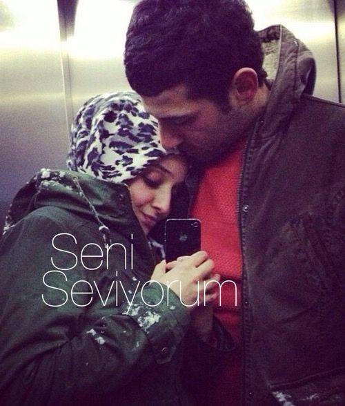 . Muslim couple